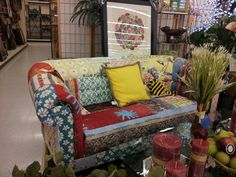 Hobby Lobby Couch Our Home Pinterest Lobbies Foot