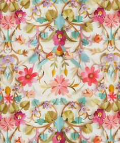 Liberty Art Fabrics Windrush B Tana Lawn Cotton  Lovethecolours