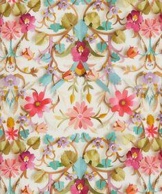 Liberty Art Fabrics Windrush B Tana Lawn Cotton