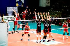 Altro match durissimo contro Trento per Altotevere Pallavolo
