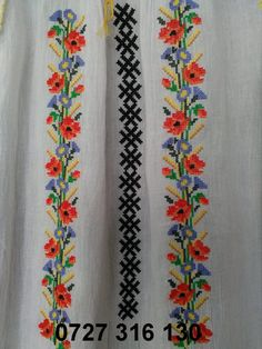 WhatsApp Image at Shirt Embroidery, Cross Stitch Charts, Floral Tie, Bookmarks, Elsa, Projects To Try, Costume, Image, Style