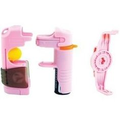 Tornado 5-in-1 Pepper Spray System With Uv Dye (pink) (pack of 1 Ea)