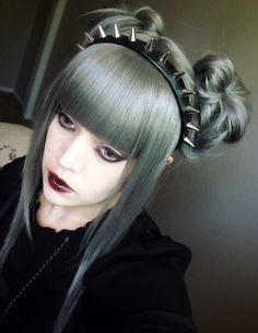 Alternative Headband #Gothic Gorgeous