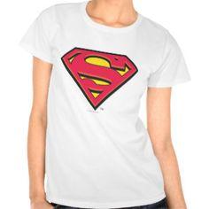 Classic Superman Logo Tshirts