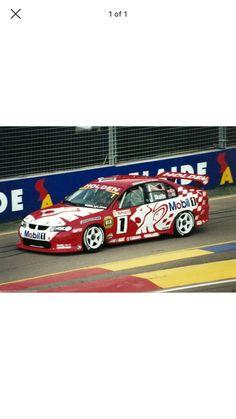 HRT - Mark Skaife 2001 Clipsal 500