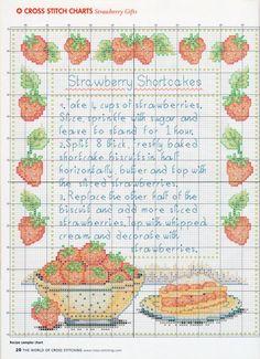 Gallery.ru / Фото #11 - The world of cross stitching 070 апрель 2003 - WhiteAngel