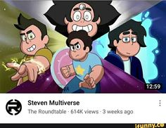 Viewers of Steven Universe have cultivated many alternate realities throughout the years, but none is more interesting than Diamond AUs where Steven has a mo. Blue Diamond Steven, Steven Universe Diamond, Steven Universe Comic, Batman Gotham Knight, First Animation, Name Art, Universe Art, Fanart, Digimon