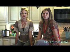 Crock Pot Girls - website for lots of slow cooker recipes! #crock_pot #slow_cooker #recipes