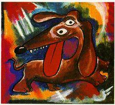 wiener dog art gary larson | 메리앤해피 :: [Wiener Dog Art] by Gary Larson posted by windtree