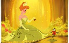 E se as princesas da Disney trocassem de roupa - e de vida? - Moda - CAPRICHO