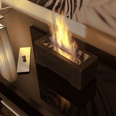 The Naked Flame Radiance Large Bio Ethanol Fire @House2HomeUK