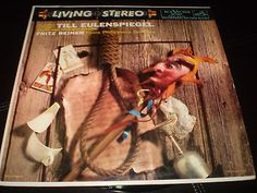 STRAUSS Till Eulenspiegel - RCA LSC-2077 Shaded Dog 1s/1s VG+