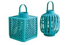 Lanternas de madeira, R$ 108,00 cada uma. Bali Express, Alameda Gabriel Monteiro da Silva, 863, Jardim Paulistano, tel.: 3062-6061, www.baliexpress.com.br.