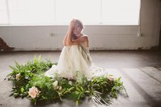 a&bé bridal shop photo shoot at Moss Denver! #Weddings #WeddingDresses mossdenver.com Other Vendors: Alison Vagnini Weddings Lalé Floral Designs Alchemy Face Bar Moss Denver Hunt and Gather Rentals Sarah O. Jewelry Details Delivered Kate Imanz Quigley
