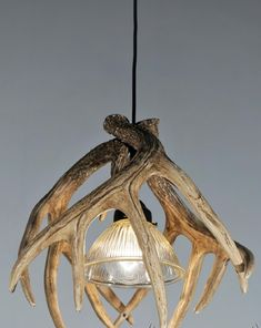 Awesome Rustic Deer Antler Decor Ideas Picture 24 ...Read More...