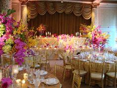 Northern Greenhouses #wedding @ The Drake, Chicago