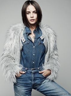 Willa Holland Test Drives The Season's Most Important Outerwear Looks Willa Holland, The Oc, Moda Fashion, Denim Fashion, Fashion Fashion, Gossip Girl, Kylie, Thea Queen, Estilo Denim