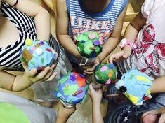 +여름 미술활동 : 베스킨라빈스 아이스크림 만들기 폭 튀어나가요 : 네이버 블로그 Kids, Young Children, Boys, Children, Kid, Children's Comics, Child, Kids Part, Babies