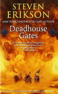 Título: Deadhouse Gates Autor: Steven Erikson Publicação: 2000 Número de páginas: 843 páginas Editora: Tor Fantasy ISBN: 9780765348791 Deadhouse Gates é o segundo livro da série Malazan Book of the…