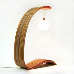 Modern Magnetized Lighting : Float Chandelier