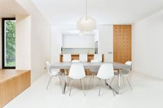 Family home in Slavonin dining space