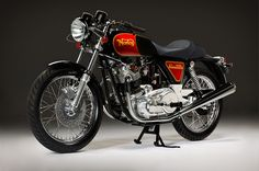 Beautiful Norton Commando
