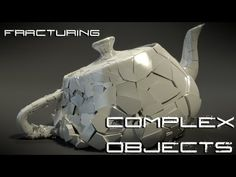 How to Fracture Complex Objects in Blender - YouTube