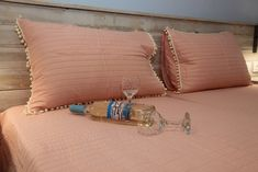 Bed Pillows, Pillow Cases, Villa, Pillows, Fork, Villas, Mansions