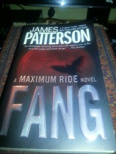 A JAMES PATTERSON BOOK *FANG*
