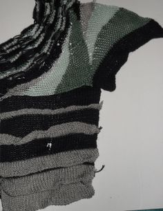 Knit display - Ba Design for Textiles - Year 2