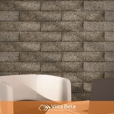 Indicado para paredes internas e externas, o Brick #NinaMartinelli segue o conceito dos tradicionais tijolinhos com nuances de cores variadas e aparência natural 🔝  #villabelarevestimentos #arquitetura #architecture #interior #arquiteto #architect #archilovers #decorador #decor #decoração #design #designinteriores #inspiração #instahome #homeideas #construção #reforma