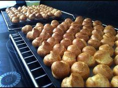 ▶ Recette Pate à Choux- inratable 4 mins!! - YouTube