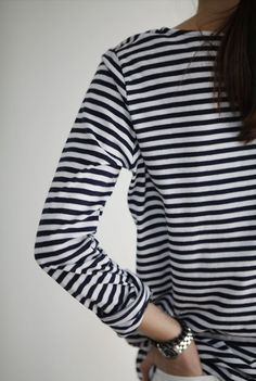how many striped tops are too many striped tops? nevermind...don't answer that, I don't care. lol <3