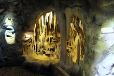 krápníková jeskyně