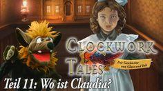 CLOCKWORK TALES Glass und Ink ♥ Teil 11: Wo ist Claudia? ♥ Wimmelbild mi...