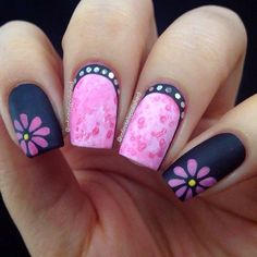 I love this EXCEPT for the line at the cuticle...