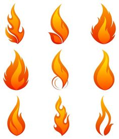 cartoon fire flames clipart panda free clipart images harley rh pinterest com flames clip art border flames clip art dxf files