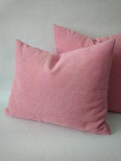 Blush Pillow, Blush Cushion, Blush Velvet Pillow, Blush Pillow Cover, Blush Decorative Pillow, Blush Pillows, mothers day gift, Blush Pillow