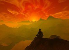 Medicina Alternativa, saude e plantas medicinais: Meditação