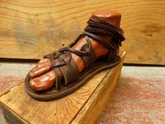 Gladiator Sandals / Handmade Sandal by TreadLightGear