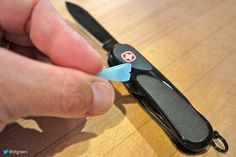 Easy Open Hack for DIY Single Use Antibiotics Packs by Brian's Backpacking Blog, via Flickr