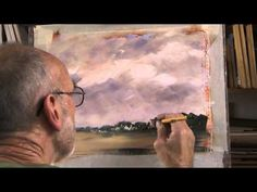 Acrylic Painting Tips and Tricks on using your brushes 4 - YouTube