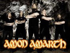 Amon Amarth. Swedish viking metal. They will melt your face.