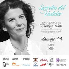 """""""Secretos del Vestidor"""", llega a Tucumán Carolina Aubele"""