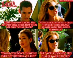 The Scoobies discussing Giles - #Buffy Season Two #The Dark Age - Little Buffy Things - Buffy The Vampire Slayer