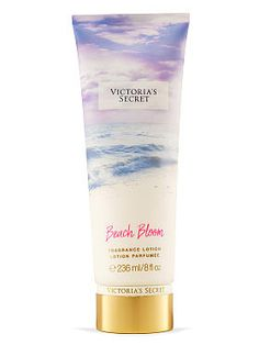 Beach Bloom Fragrance Lotion