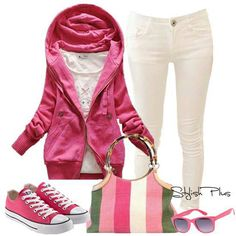 Cute outfit with converse