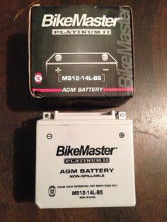 Bike master battery
