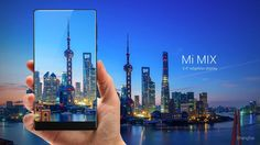 Xiaomi Unveils The Mi Mix Smartphone That Comes With Cutting Edge Technologies And An Edgeless Display - https://technnerd.com/xiaomi-unveils-the-mi-mix-smartphone-that-comes-with-cutting-edge-technologies-and-an-edgeless-display/?utm_source=PN&utm_medium=Tech+Nerd+Pinterest&utm_campaign=Social