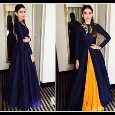 Aditi rao hydari looks so gorgeous in this elegant outfit  Call/whatsapp 919600639563 for booking #instagood #repost #lehengas #salwars #indianbrides #follow4follow #instafashion #instamood #designer #like4like #amazing #bridalcouture #indiantraditional #clothing #followus #stylish #divas #bollywood #indianethnic #sarees #50likes #womensfashion #trendy #womenswear #rakulpreet #southindianfashion #girl #webstagram #myfashionblog #awesome by theivoryneedle.in